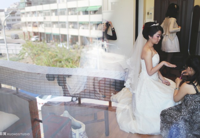[台中婚攝]坤耀&暐翎 婚禮記錄@潮港城