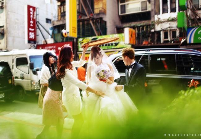 [台北婚攝]シャ エイシン&TOMOKO 婚禮記錄@六福皇宮