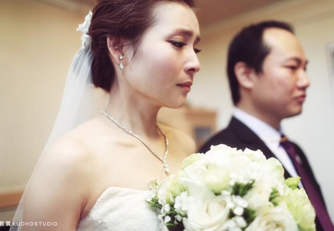 [台北婚攝]君霖&郁錚 婚禮記錄@翰品酒店