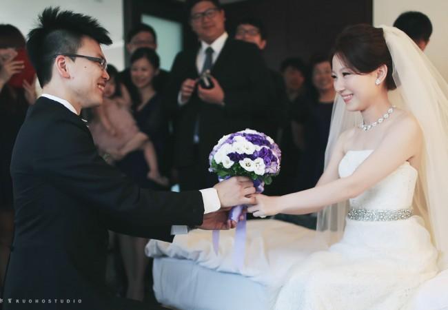 [台中婚攝]冠綸&宛融 婚禮紀錄@永豐棧酒店