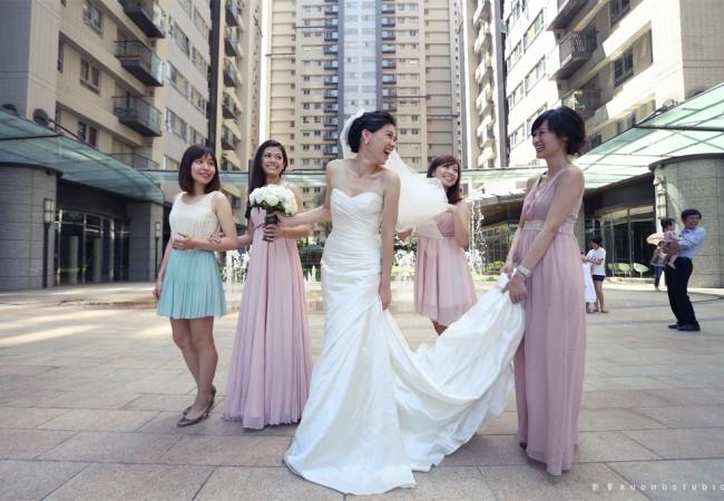 [台北婚攝]奇勳&詠綺 婚禮紀錄@喜來登大飯店