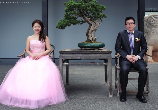 [台中婚攝]世泰&儀珊 婚禮記錄@女兒紅 涵碧樓