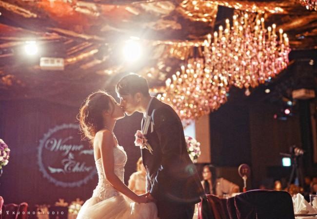[台北婚攝]玟憲&珮玲 婚禮紀實@君品酒店