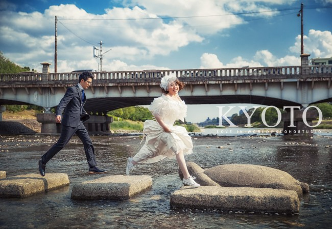 [京都婚紗]學德&YUMI Prewedding in Kyoto@日本京都海外婚紗