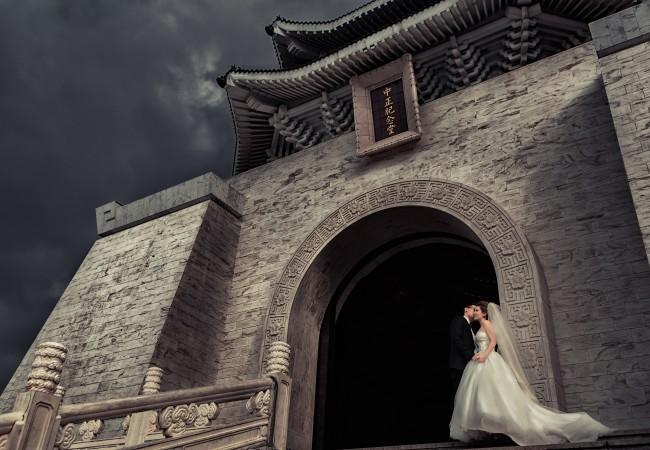[自助婚紗]Meng&Esther Prewedding@台北