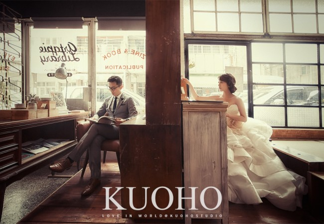 [自助婚紗]Bryan&Andrey Prewedding@台中