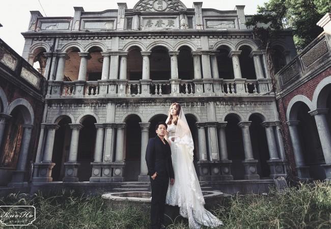 [自助婚紗]馬哥&Queena Prewedding@台中