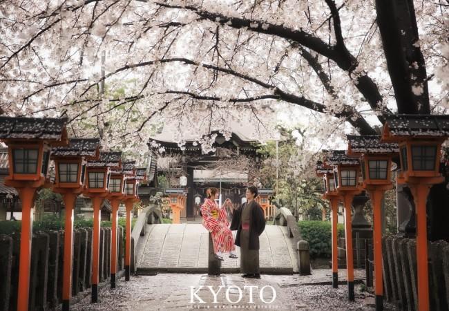 [京都婚紗] 珈任&彤彤 Pre-wedding in Kyoto @日本京都海外櫻花婚紗