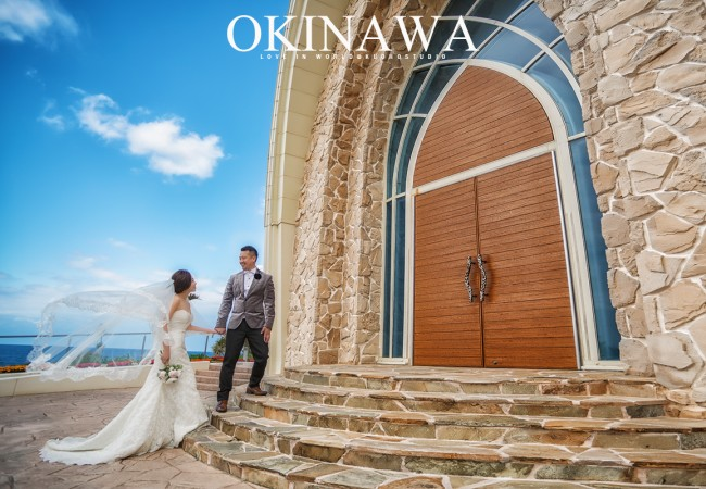 [okinawa婚紗] King&Cindy Pre-wedding Okinawa @日本沖繩海外自助婚紗