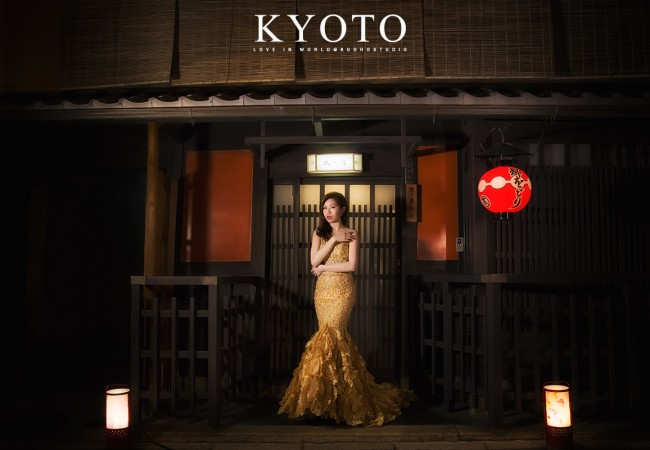 [京都婚紗] 岩恒&烏咪 Pre-wedding in Kyoto @日本京都海外自助婚紗