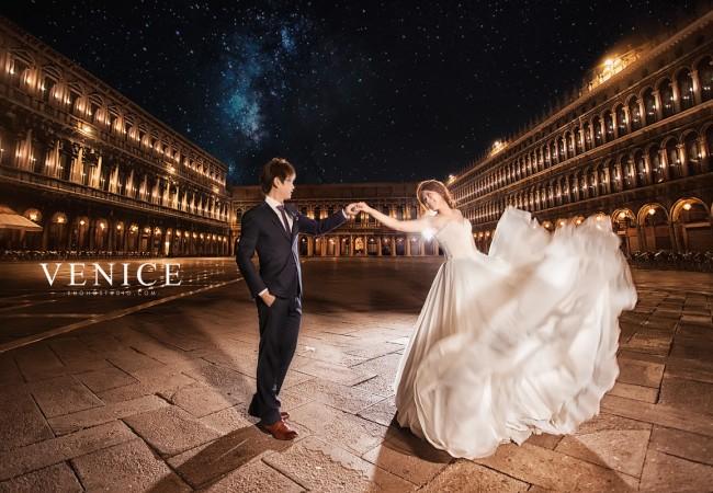 威尼斯海外婚紗