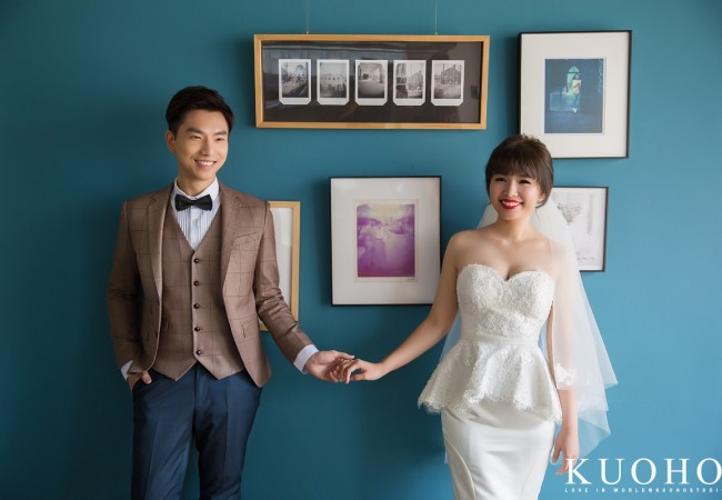 [自助婚紗] 健耀 & 慈芳 Prewedding@台中