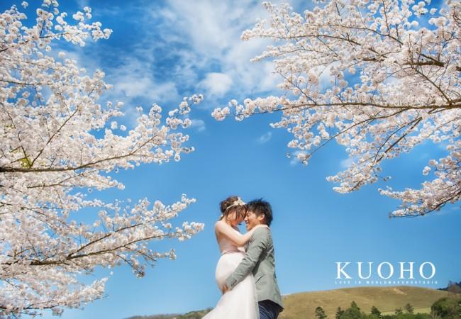 [奈良婚紗]珈任&彤彤 Prewedding in Nara@日本奈良櫻花自助婚紗