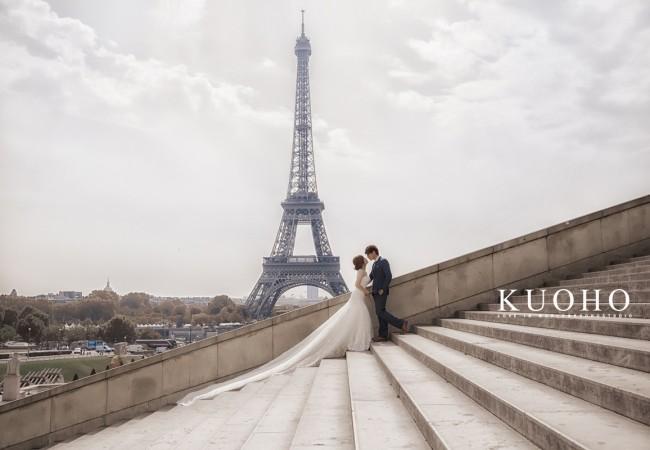 [巴黎婚紗]White&Leeann Prewedding in Paris@法國巴黎海外婚紗