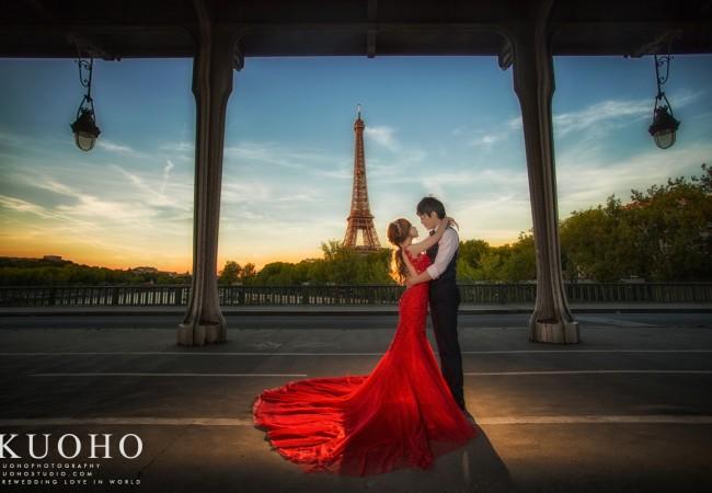 [巴黎婚紗] Joseph & 33 Prewedding in Paris@法國巴黎海外婚紗