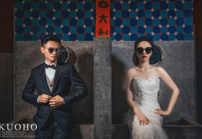 [台中婚紗]EMMA&YAO@台中自助婚紗