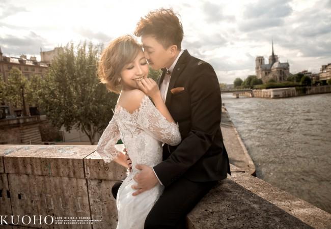 [巴黎婚紗]建勳&RURU@巴黎自助婚紗