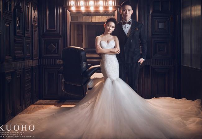 [台中台北2日婚紗] 怡蓁&振豪@自助婚紗