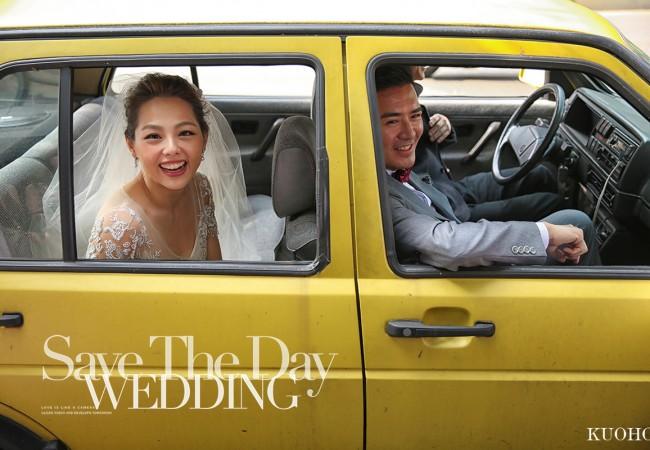 [寒舍艾麗婚攝]Mark&Sharon@台北婚禮紀錄