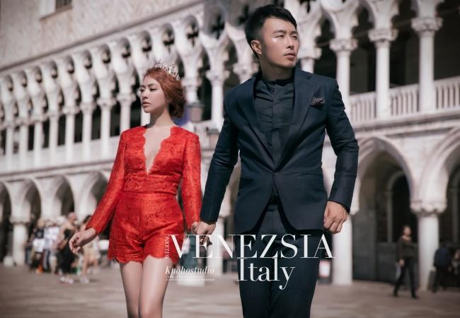[威尼斯海外婚紗]Kuoho & V @歐洲自助婚紗
