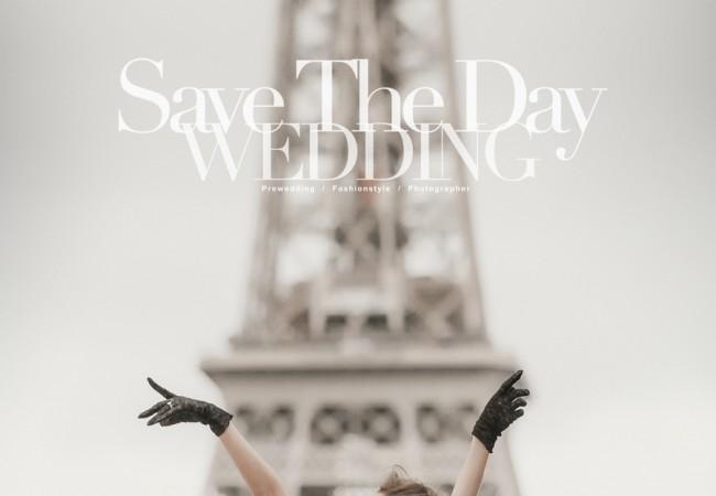 巴黎百萬婚紗團