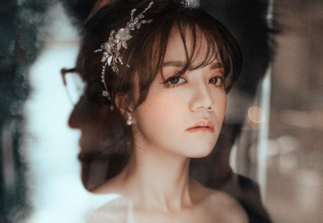 最美麗的遇見@台中自助婚紗