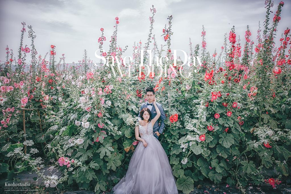 郭賀影像,婚紗攝影,花下之戀,台中自助婚紗,台北自助婚紗,台中婚攝,台北婚攝