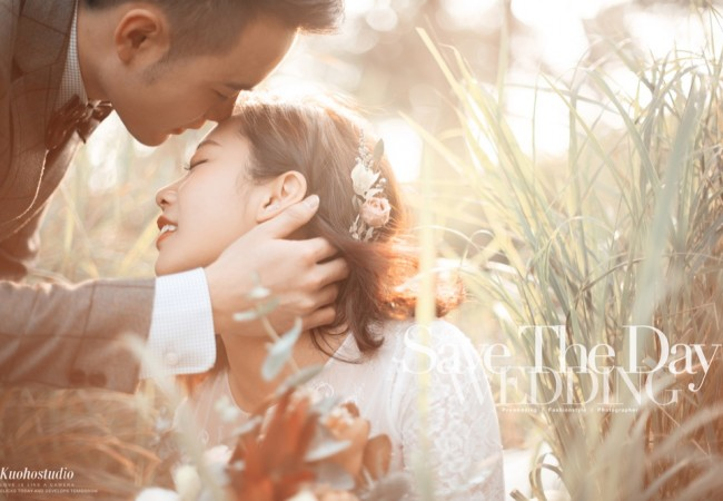 青春的陽光和記憶的味道@台中自助婚紗