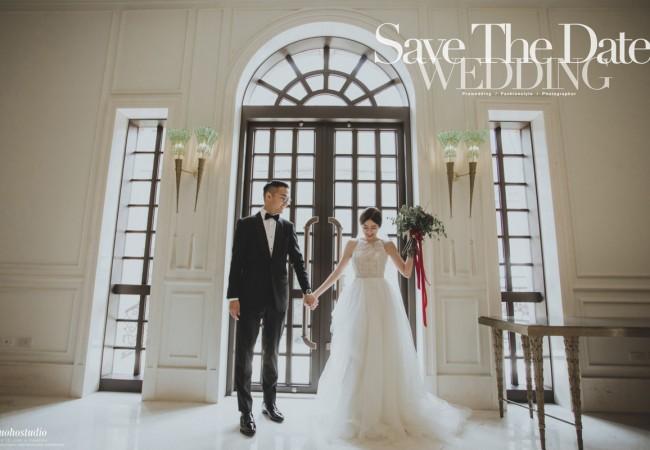[文華東方婚攝] Amy&Kevin @ 文華東方婚禮紀錄