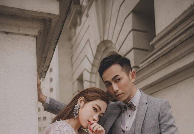 就想給她最好的@台中自助婚紗