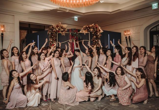 頂級婚宴指標 妳要的世紀婚禮都在文華東方!