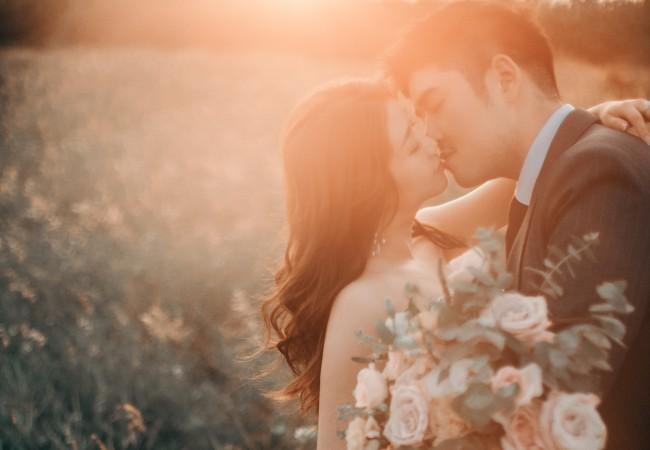 在愛中何須明白愛@台中自助婚紗